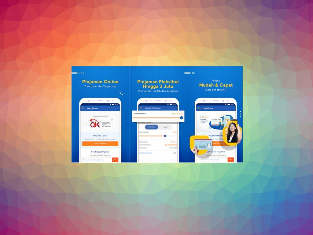 Daftar Aplikasi Android Pinjam Uang Online Dijamin Aman Di 2019